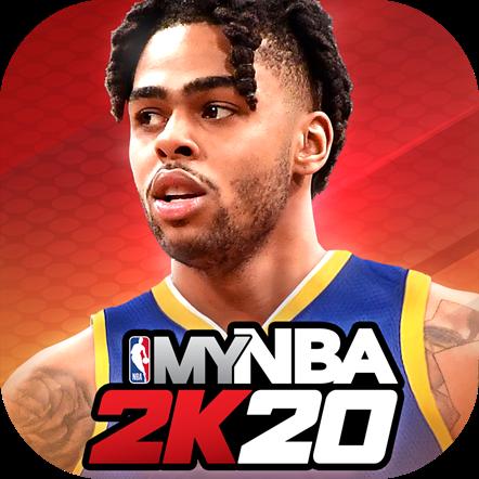 MyNBA2K20 Logo