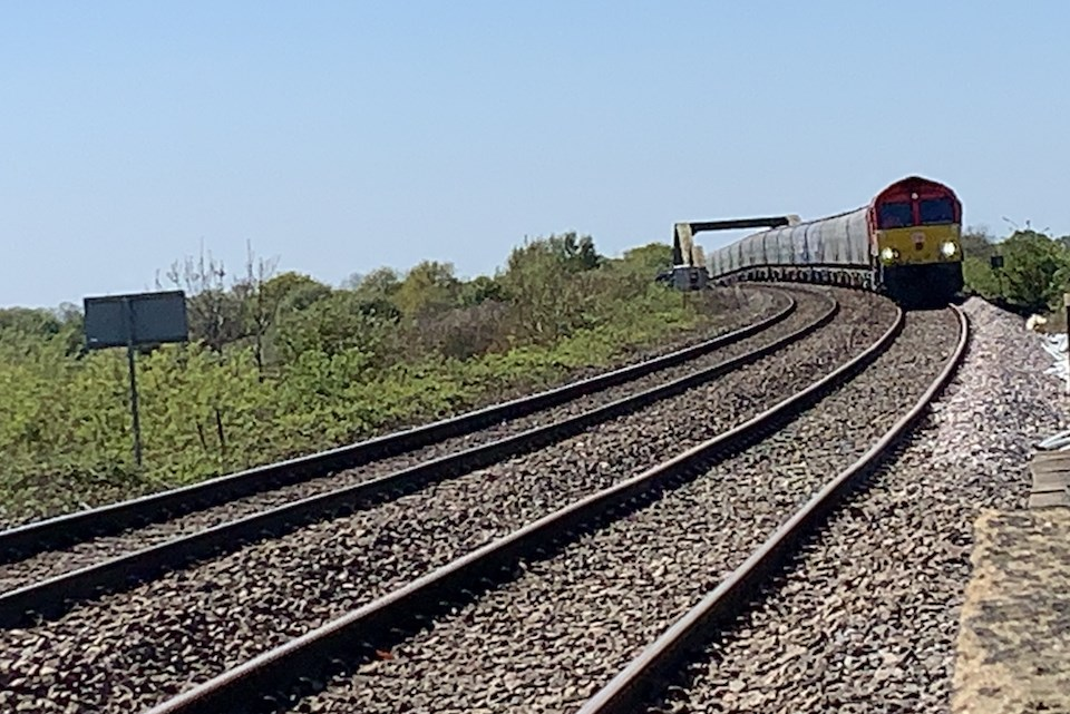 Network Rail boost reliability of vital freight line with essential repairs to Aire Bridge, North Yorkshire: Network Rail boost reliability of vital freight line with essential repairs to Aire Bridge, North Yorkshire