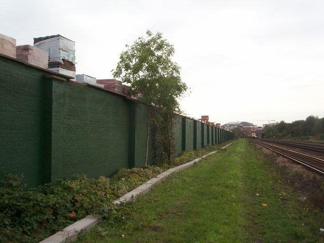 Nottingham Graffiti Clean Up