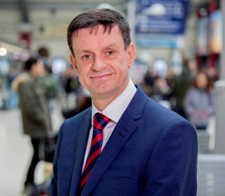 Martin Frobisher: Route managing director (RMD), LNW