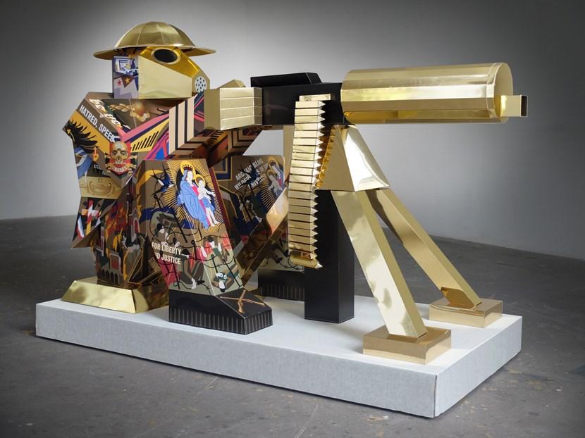 Leeds Museums and Galleries object of the week- BLAST!: blast-image2.jpg