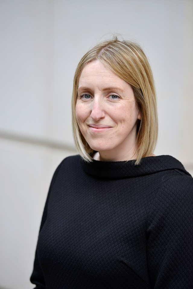 New Route Director Joins Network Rail Anglia: Ellie Burrows