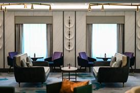 Saga Cruises' Spirit of Adventure - The Living Room seating