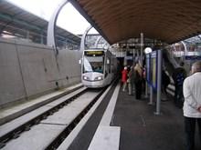Example of a tram train 2: Kassel underpass