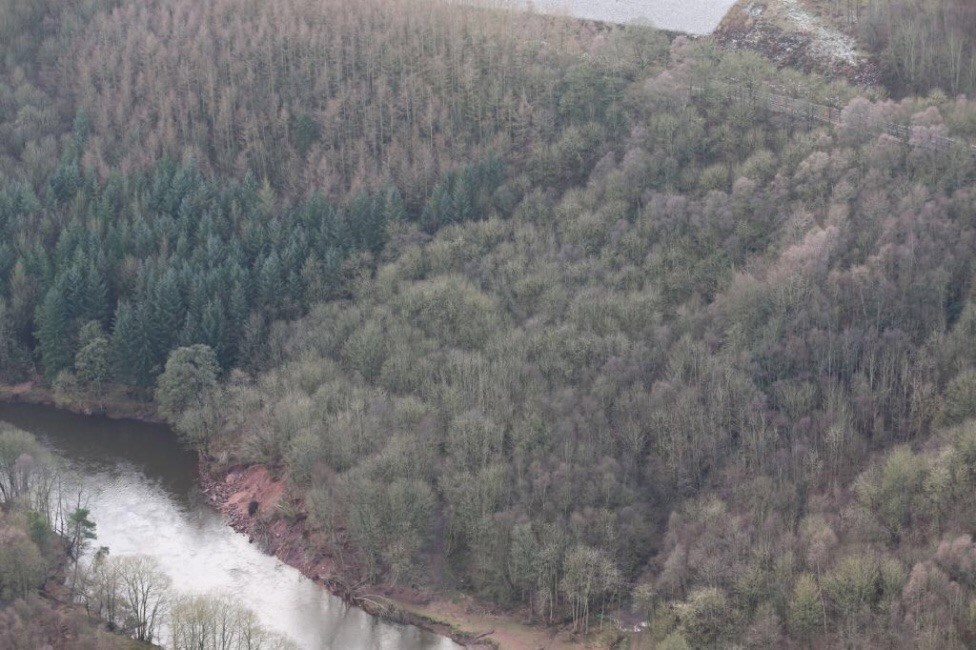 Appleby landslip closes Settle to Carlisle line after aerial monitoring confirms the scale of ground movement: Appleby landslide
