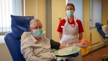 FM blood donation