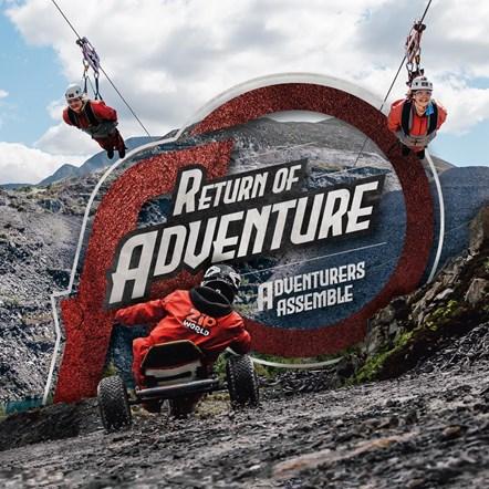 The Return of Adventure 2-2