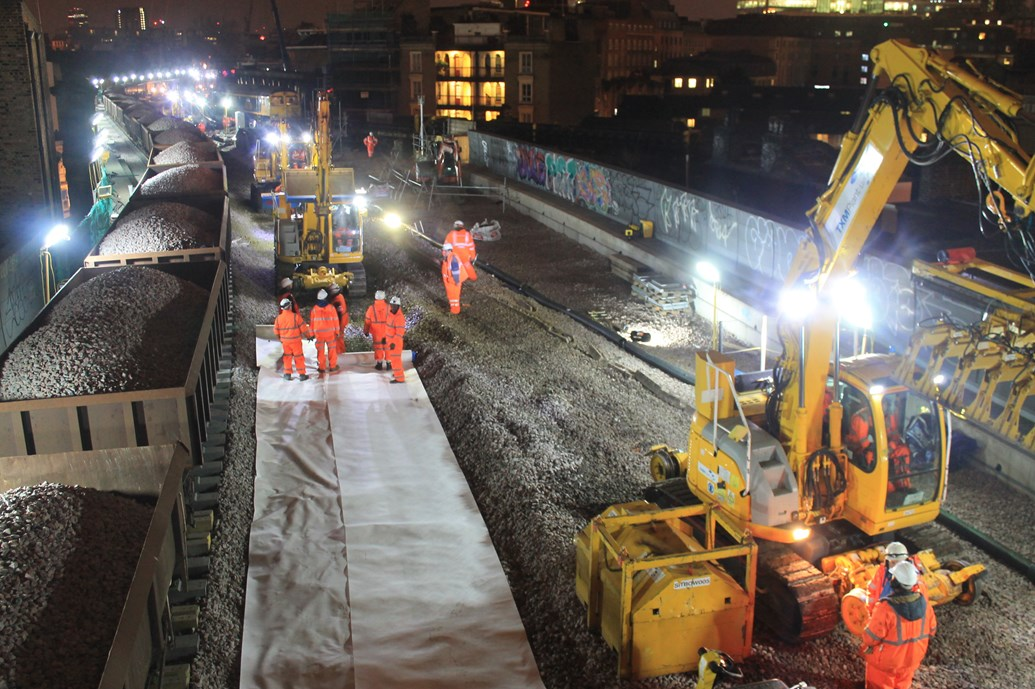 One month to go: Network Rail reminds passengers to plan journeys ahead of biggest August bank holiday yet: Thameslink programme December 2015-2