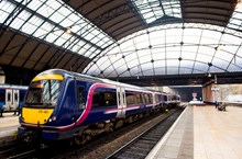 Glasgow Queen Street tunnel to reopen early: Glasgow Queen Street station