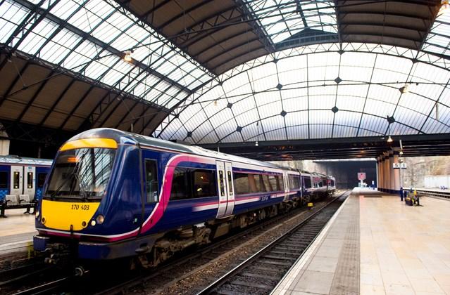 Glasgow Queen Street on track for platform extension works: Glasgow Queen Street station