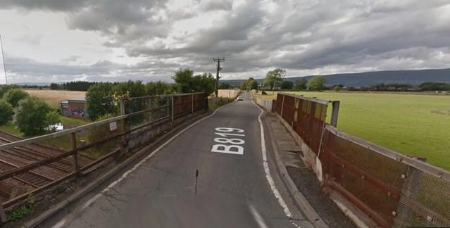 Overnight closures for Crosshill Road bridgeworks: CrosshillRdBridge