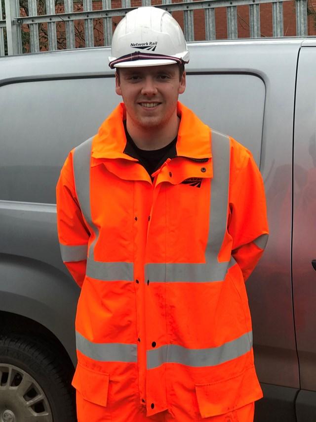 Ewan Bardsley Anglia Apprentice