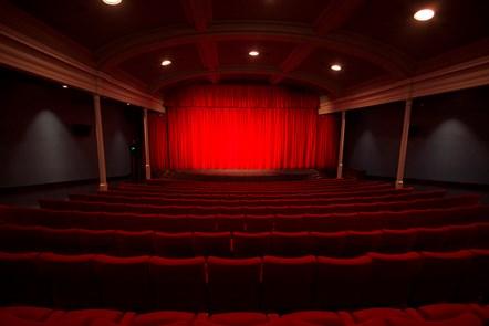 Empty Cinema 1 (c) Abbie Dobson