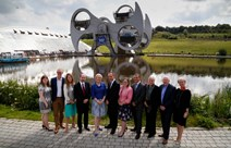 Scottish Canals Board meets gender target: Scottish Canals Board