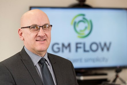 Gavin Munro, founder, GM Flow