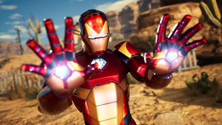 Marvel s Midnight Suns - Iron Man - Blast!