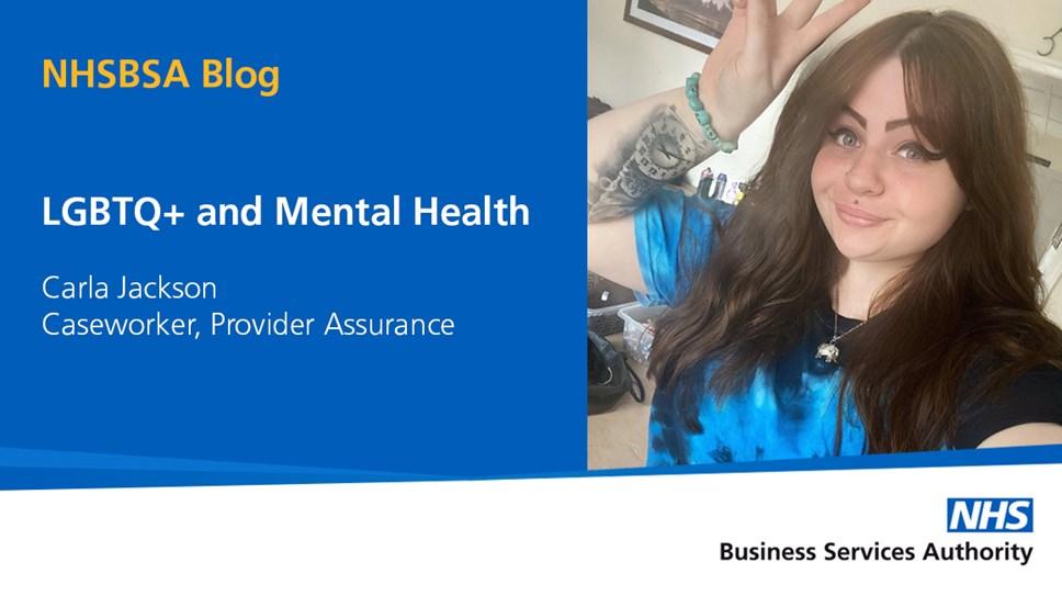 Blog - LGBTQ  Mental Health