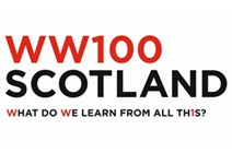 Join us to reflect on the First World War: WW100 logo