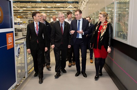 Airbus Minister Visit (3 of 4)