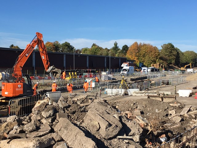 Passengers urged to check before they travel as work continues to upgrade Midland Main line: Passengers urged to check before they travel as work continues to upgrade Midland Main line