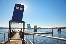 Dr Who Experience Cardiff Bay