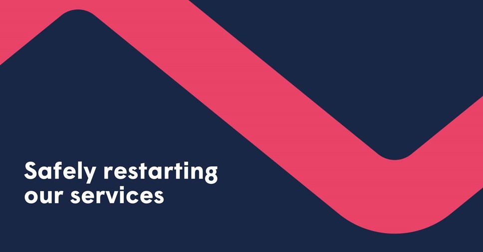Safely restarting our services: safely restarting our services