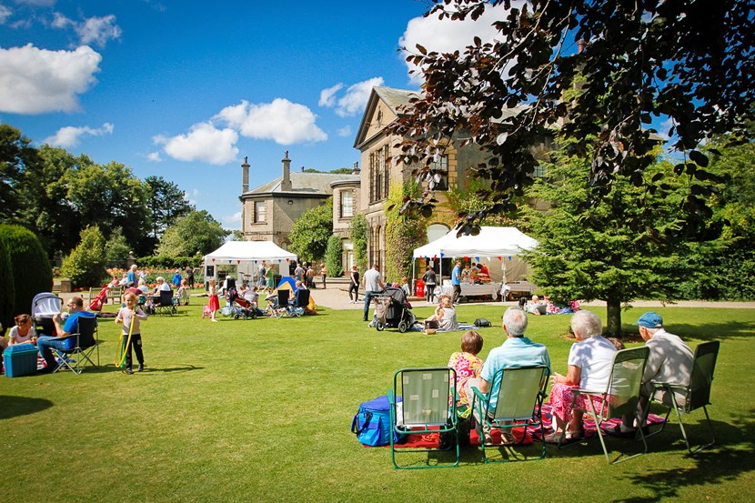 Lotherton Hall to host fabulous new food festival on Tour de Yorkshire weekend: lh60s-621.jpg