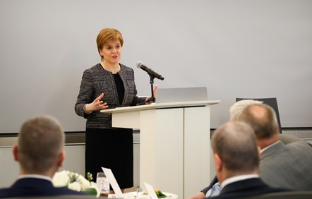 Scotland to host 2022 World Forum for foreign direct investment: FDIWF ANNOUNCEMENT