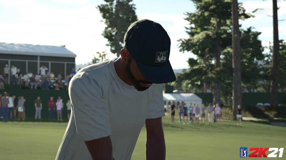 PGA TOUR 2K21 TravisMathew Hat 1
