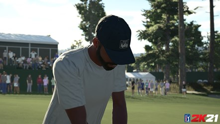 PGA TOUR 2K21 TravisMathew Hat 1