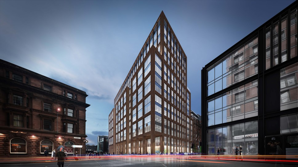 JPMorgan Chase & Co confirms new investment in Glasgow: JPMC Glasgow