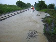 Santon (nr Scunthorpe): 26 July 2007