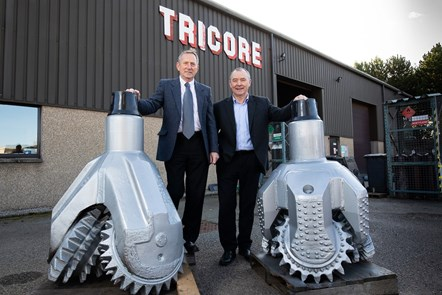 Tricore drills into employee ownership: Tricore 028