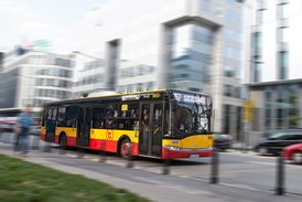 Arriva Poland CNG buses - Warsaw