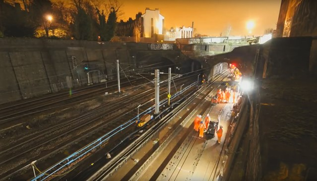 Residents in Kentish Town invited to find out more about railway upgrade over Christmas: Residents in Kentish Town invited to find out more about railway upgrade over Christmas