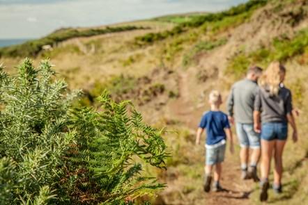 Famiy Walking Pembs - Visit Wales