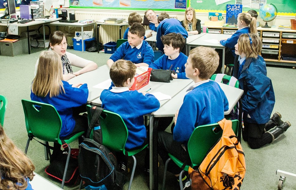New zones approved for Elgin primaries