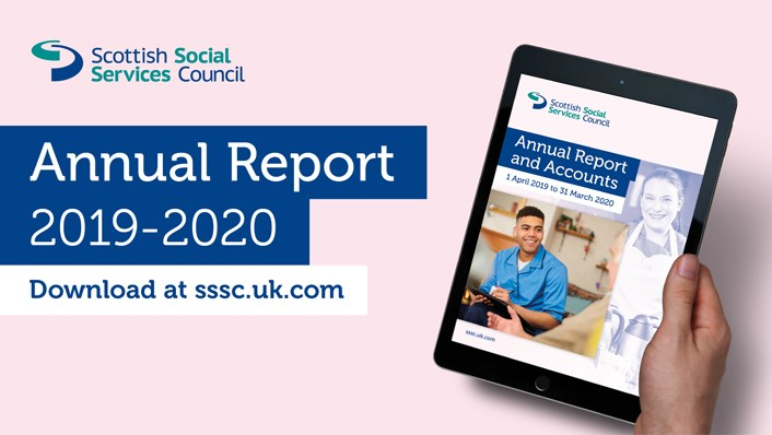 SSSC Annual Report 2019-20 (image)