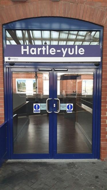 Northern brings Christmas cheer to Hartlepool: Hartleyule