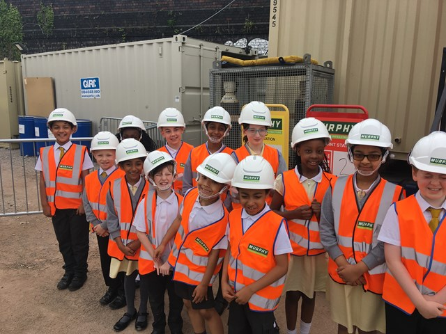Corpus Christi railway safety ambassadors