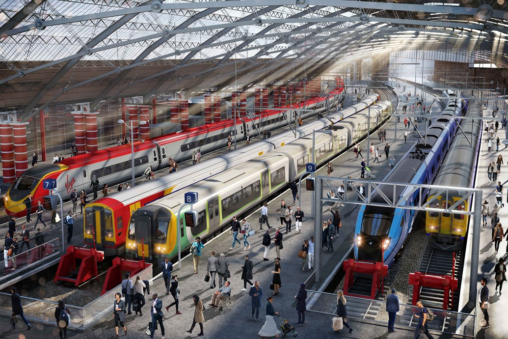 Train customers reminded to plan ahead as Liverpool Lime Street station upgrade begins: Liverpool Lime Street Station refurbishment