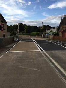 Onibury Level Crossing-7