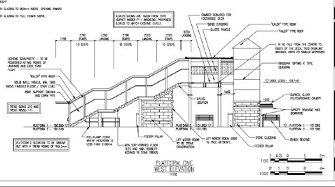 Bridgend station access plans improved