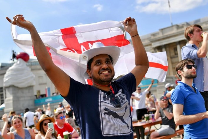 Incredible summer of sport kicks off with UEFA EURO 2020 with plenty of places to enjoy the action across London: Trafalgar Square fan zone 2021