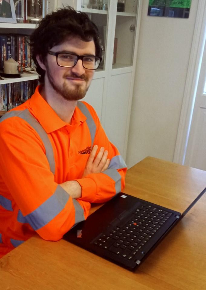 Ethan Kyiet Anglia Apprentice