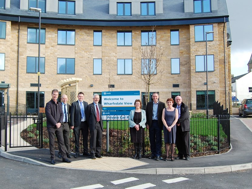First extra care housing of its kind officially opened in Leeds: wharfedaleviewopening2422017.jpg
