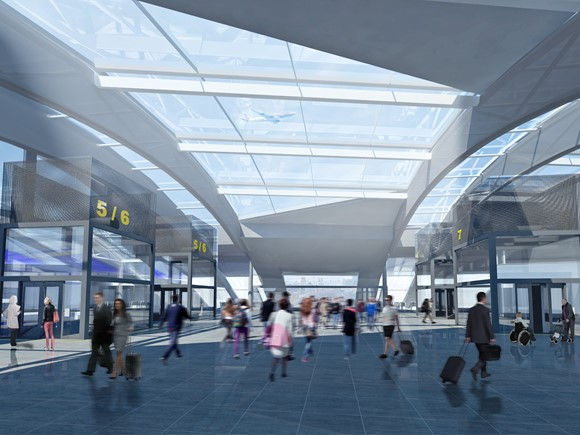 Major proposals unveiled to upgrade Gatwick Airport station