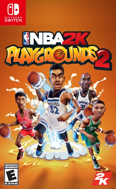 NBA2K PG2 NSW FOB (ESRB)
