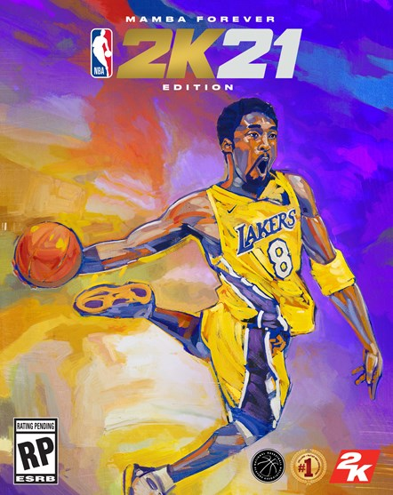 NBA 2K21 Mamba Forever Edition - Current-Gen Cover