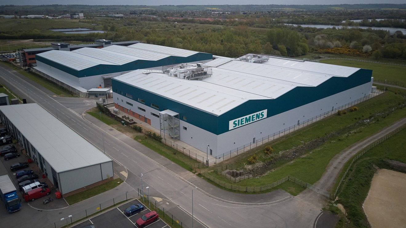 Siemens' Global Service Operations Centre opens in Lincoln: Siemens' Global Service Operations Centre opens in Lincoln
